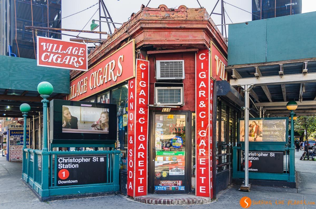 Village Cigars, The Village, Nueva York, Estados Unidos | Qué ver y hacer en West Village y Greenwich Village