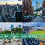 Los barrios de Nueva York – Guía de los 5 distritos