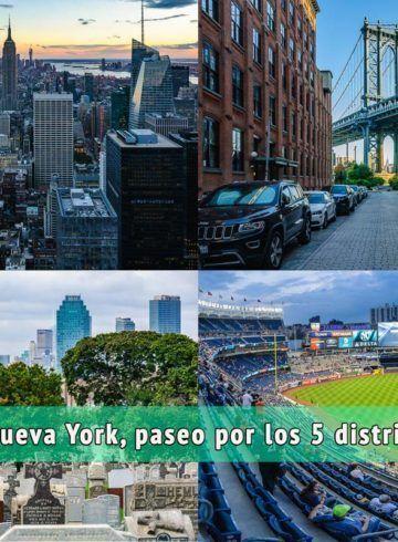 Barrios de Nueva York, Estados Unidos