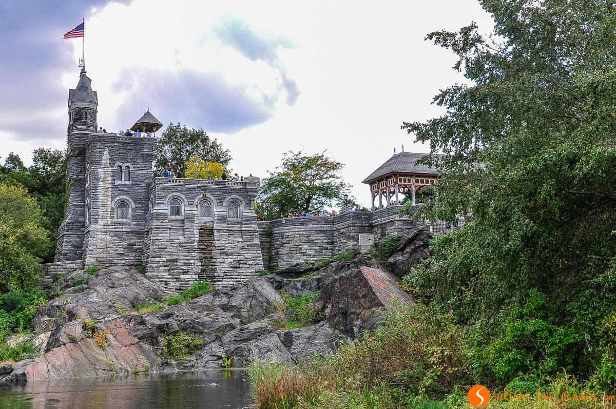 Belvedere Castle, Central Park, Manhattan, Nueva York, Estados Unidos | Qué ver en Central Park