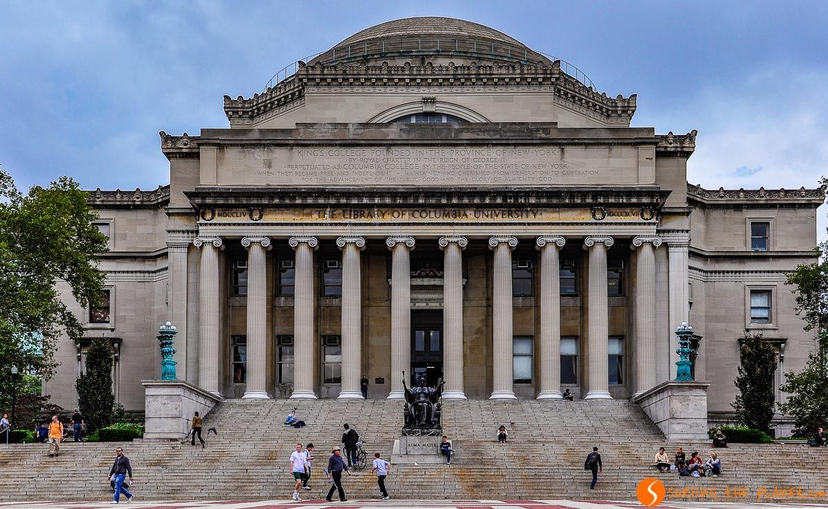 Universidad de Columbia, Manhattan, Nueva York, Estados Unidos | Qué ver y hacer en los alrededores de Central Park