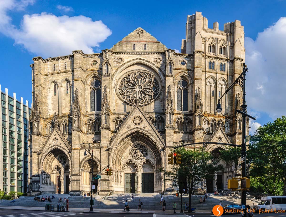 Catedral de St. John, Manhattan, Nueva York, Estados Unidos