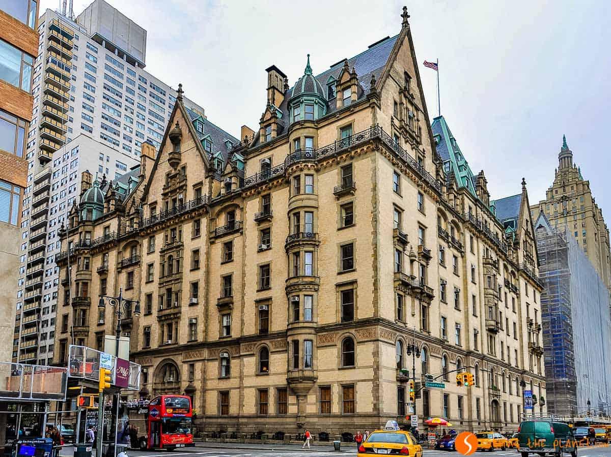 Dakota House, Upper West Side, Manhattan, Nueva York, Estados Unidos