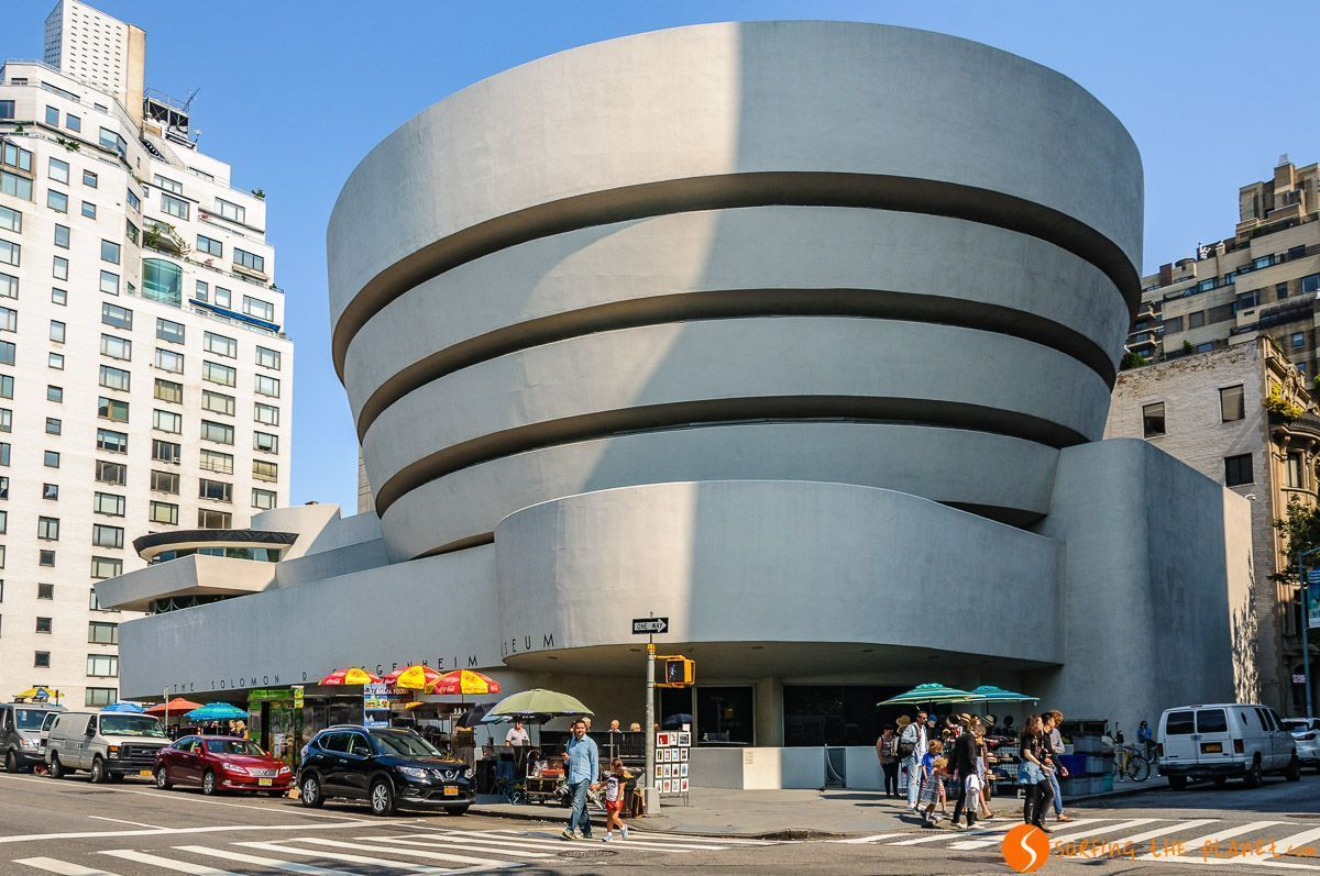 Museo Guggenheim, Upper East Side, Manhattan, Nueva York, Estados Unidos