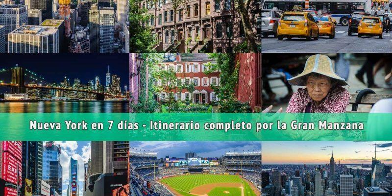 Nueva York, Estados Unidos | Qué ver en Nueva York en 5 ó 7 días