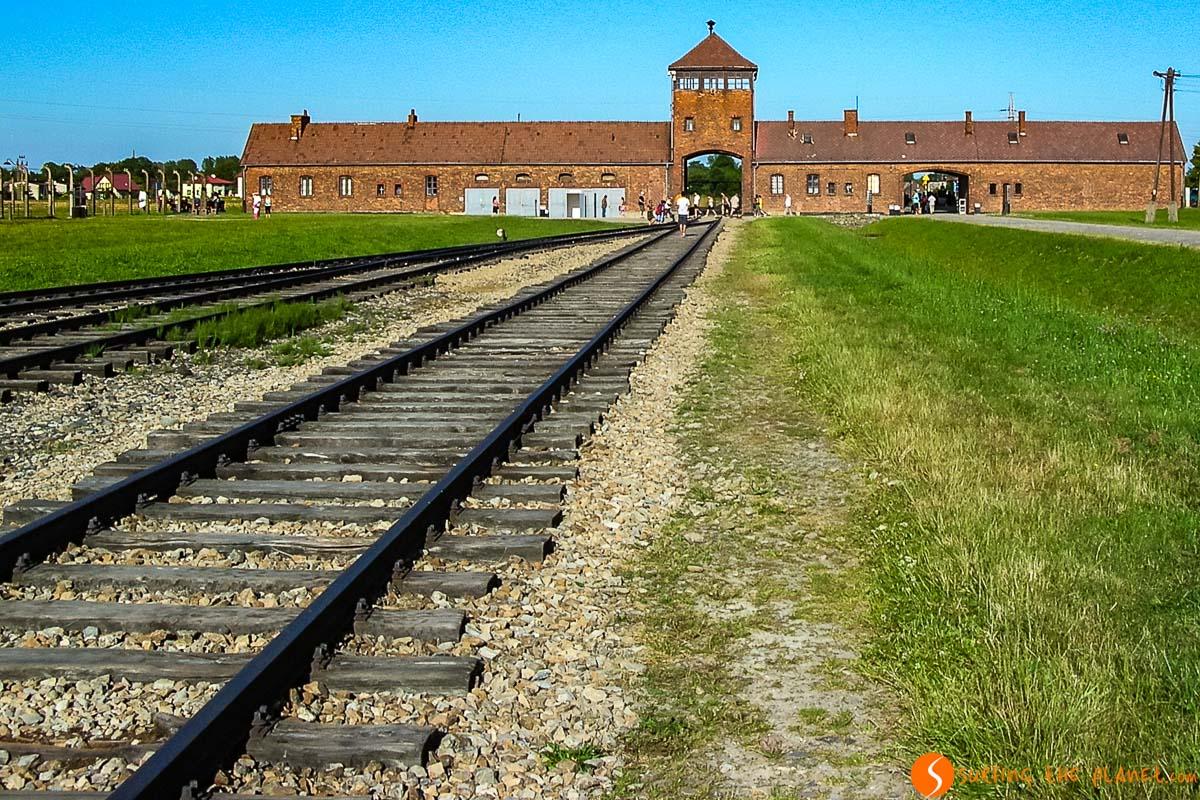 Campo de Concentración de Auschwitz II-Birkenau cerca de Cracovia, Polonia | Excursión a Auschwitz desde Cracovia
