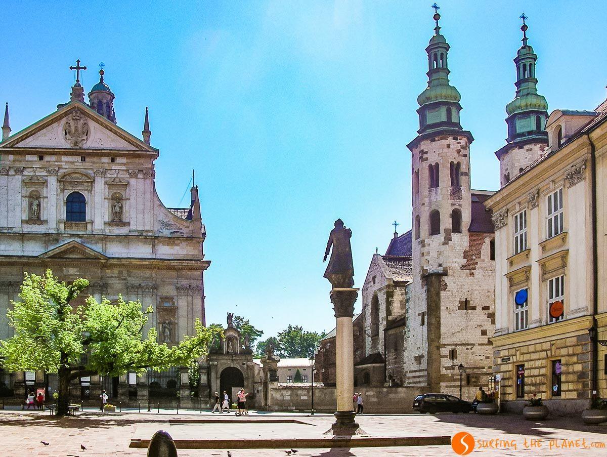 Casco antiguo, Cracovia, Polonia | Qué ver y hacer en Cracovia en 2 ó 3 días