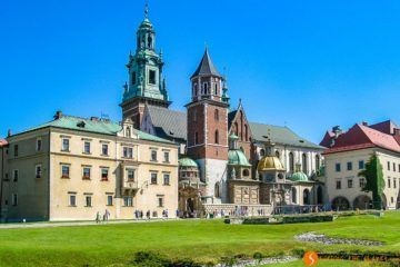 Catedral de Wavel, Cracovia, Polonia