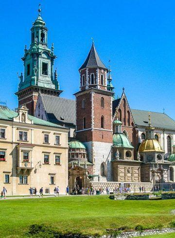 Catedral de Wavel, Cracovia, Polonia