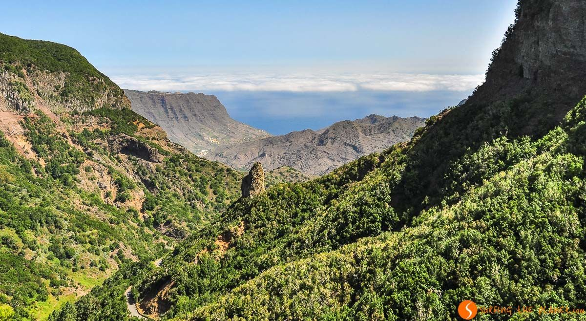 Mirador del Rejo, La Gomera, Canarias, España | Qué ver en La Gomera en 3 días