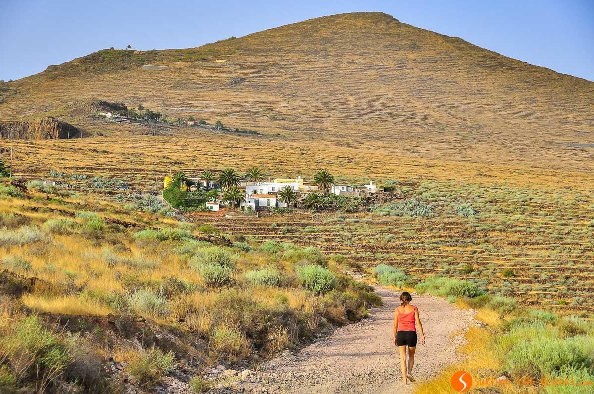 Camino rural, La Gomera, Canarias, España | Qué ver en La Gomera en 3 días