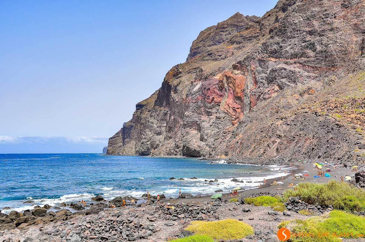 Playa del Inglés, La Gomera, Islas Canarias, España