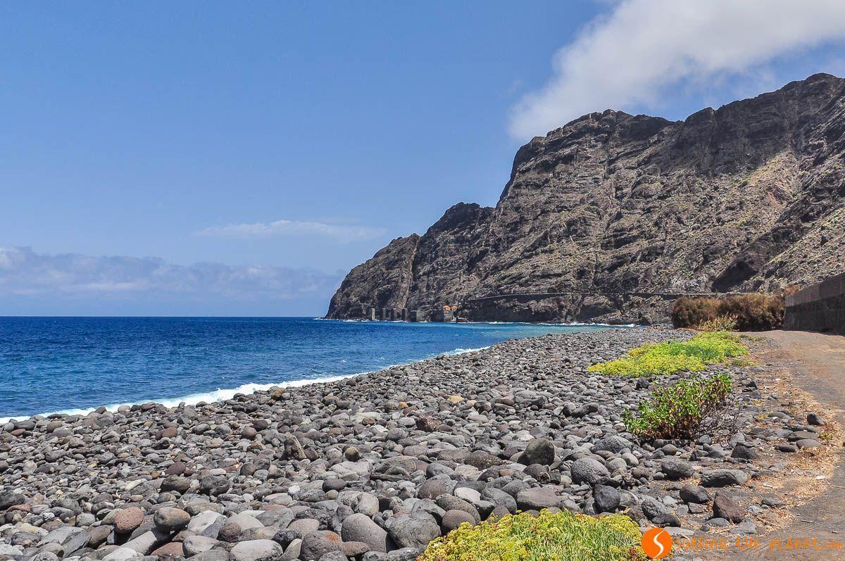 Playa Santa Catalina, La Gomera, Islas Canarias, España | Qué visitar en La Gomera