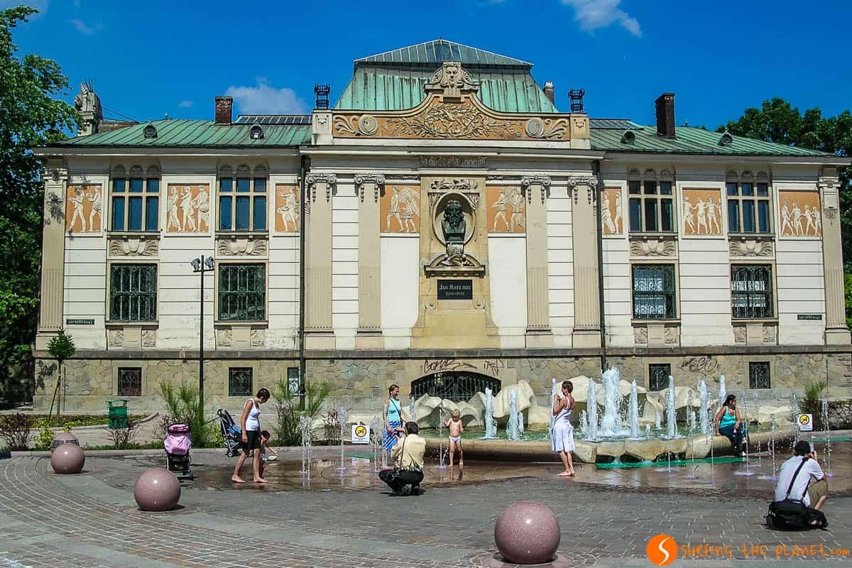 Plaza Szcepanski, Cracovia, Polonia | Lo mejor que ver y hacer en Cracovia