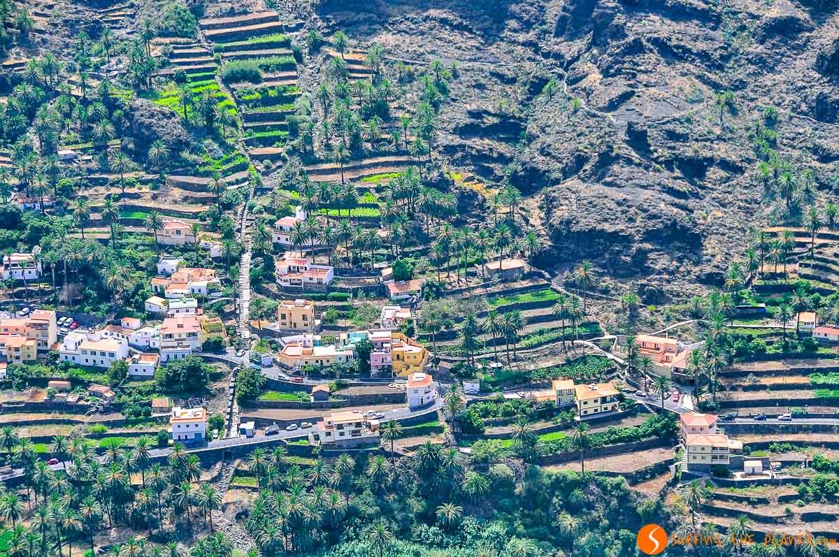 Terrazas, Valle Gran Rey, La Gomera, Canarias, España |Qué visitar en La Gomera en 3 días