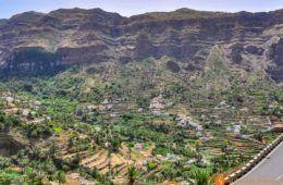 Valle Gran Rey, La Gomera, Canarias, España