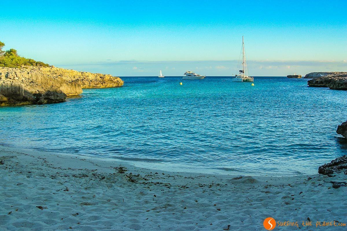 Cala Es Talaier, Menorca, España