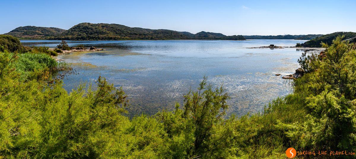 Parque Natural de s'Albufera des Grau, Menorca, España