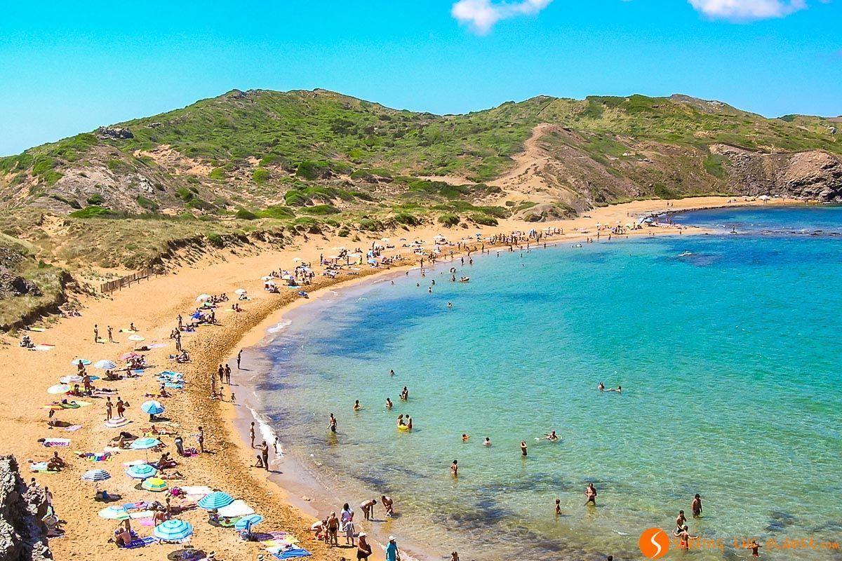 Playa de Cavallería, Menorca, España | Qué visitar en Menorca