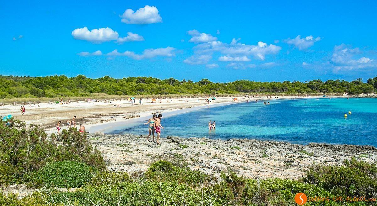 Playas Son Saura, Menorca, España | Qué ver y hacer en Menorca