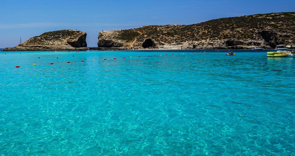 Blue Lagoon, Comino, Malta | Qué ver en Comino