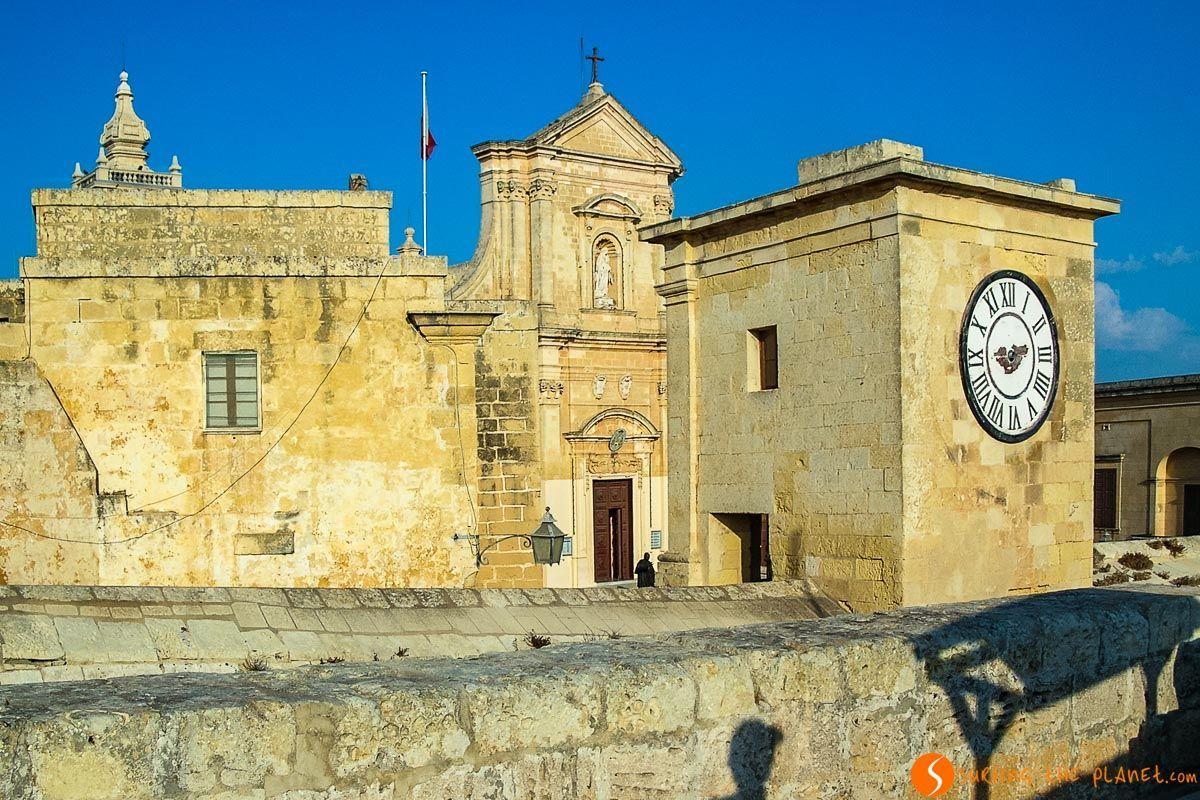 Ciudadela de Victoria, Gozo, Malta