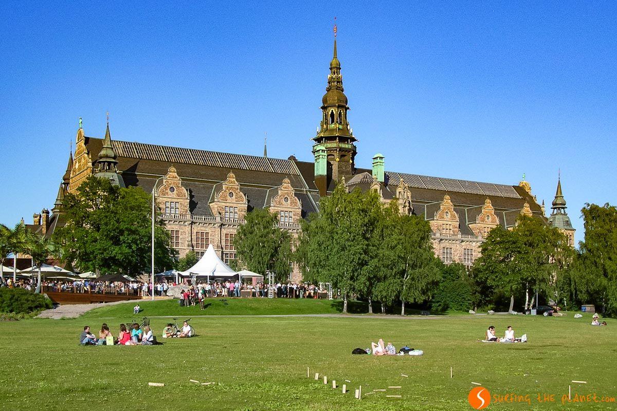 Djurgarden, Estocolmo, Suecia | Qué hacer en Estocolmo