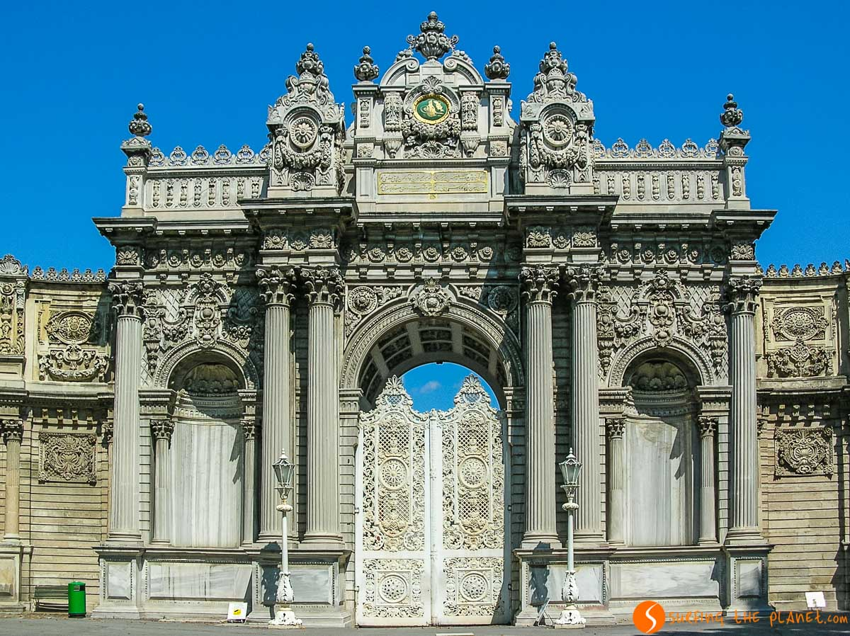 Palacio de Dolmabahçe, Estambul, Turquía | Qué visitar en Estambul en 3 días