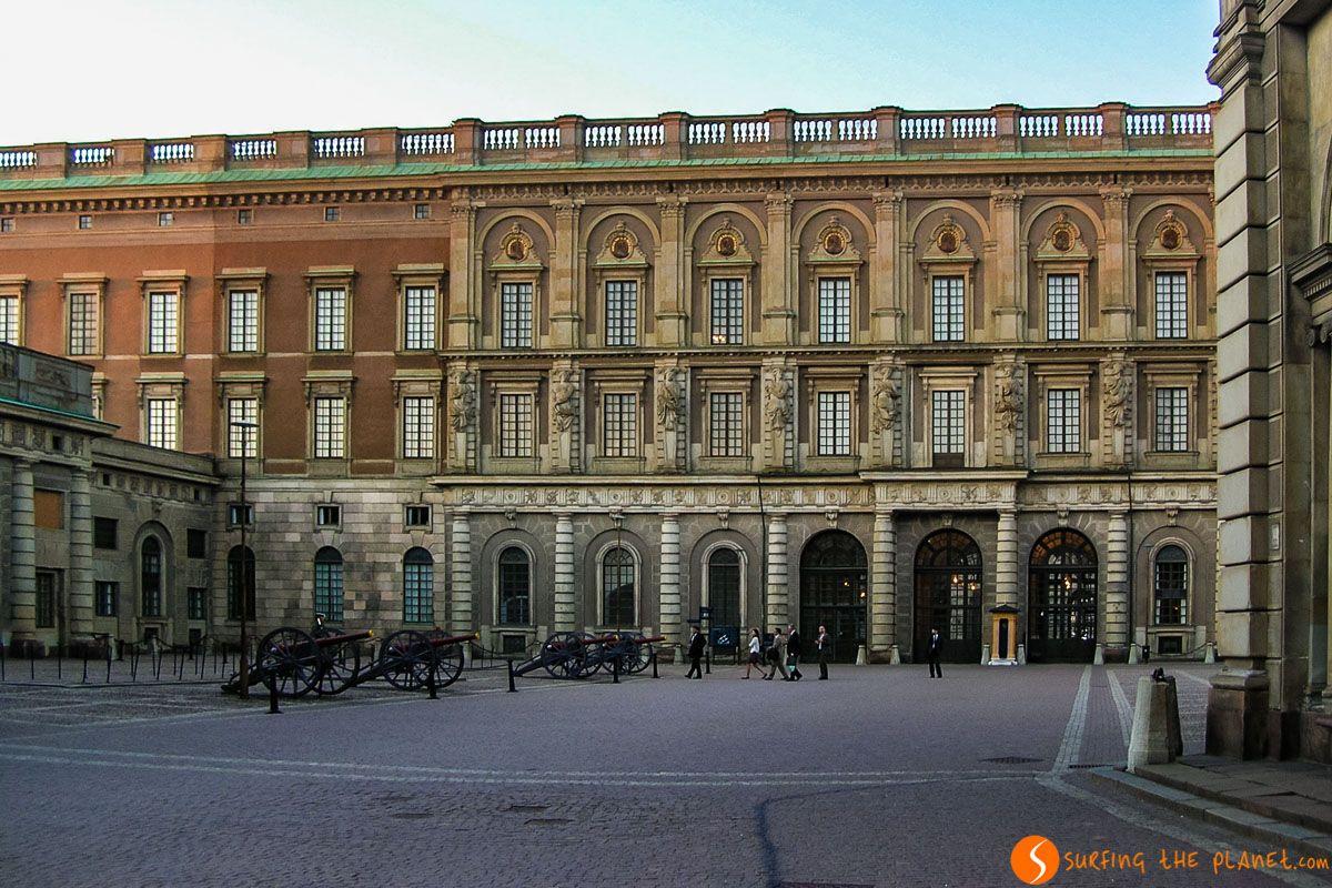 Palacio Real, Estocolmo, Suecia | Qué visitar en Estocolmo