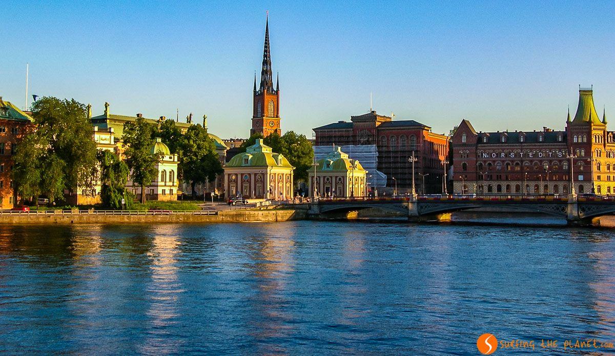 Riddarholmen, Estocolmo, Suecia | Estocolmo en 2 días