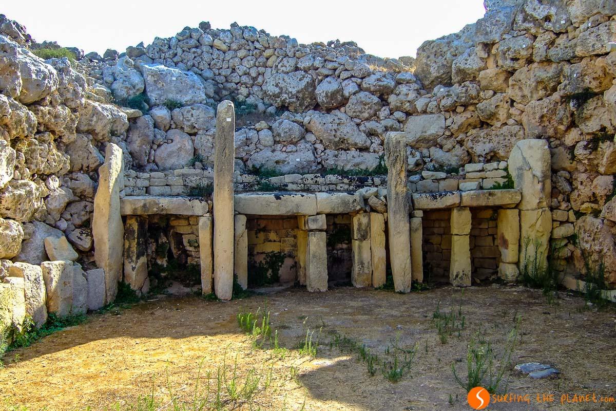 Templo de Ggantija, Gozo, Malta