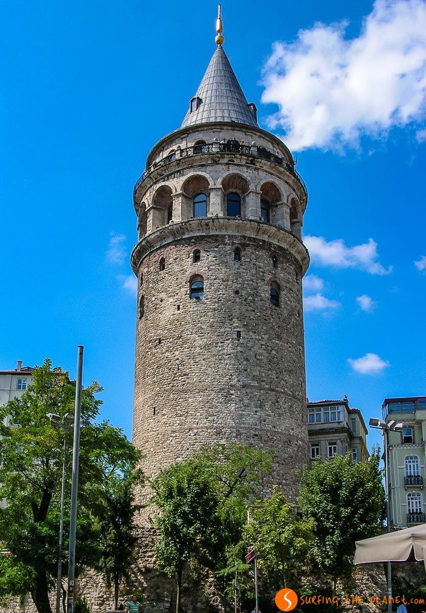 Torre Gálata, Estambul, Turquía