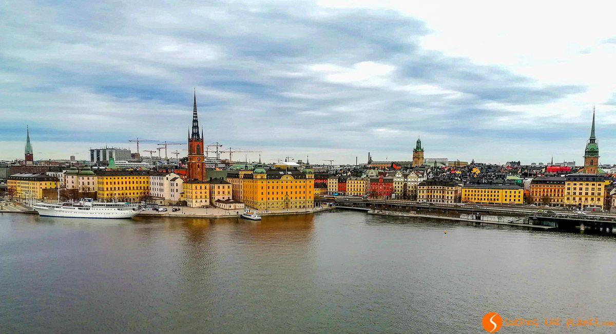 Vistas de Estocolmo, Suecia | Qué ver y hacer en Estocolmo en 2 días