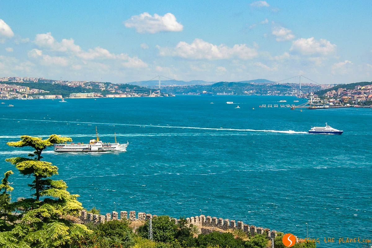 Vistas desde el Palacio Topkapi, Estambul, Turquía | Qué ver y hacer en Estambul