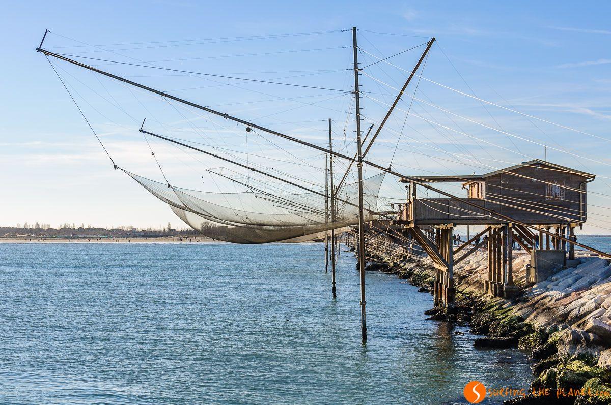 Casa de pescador, Diga de Sottomarina, Véneto, Italia | Qué hacer en Véneto