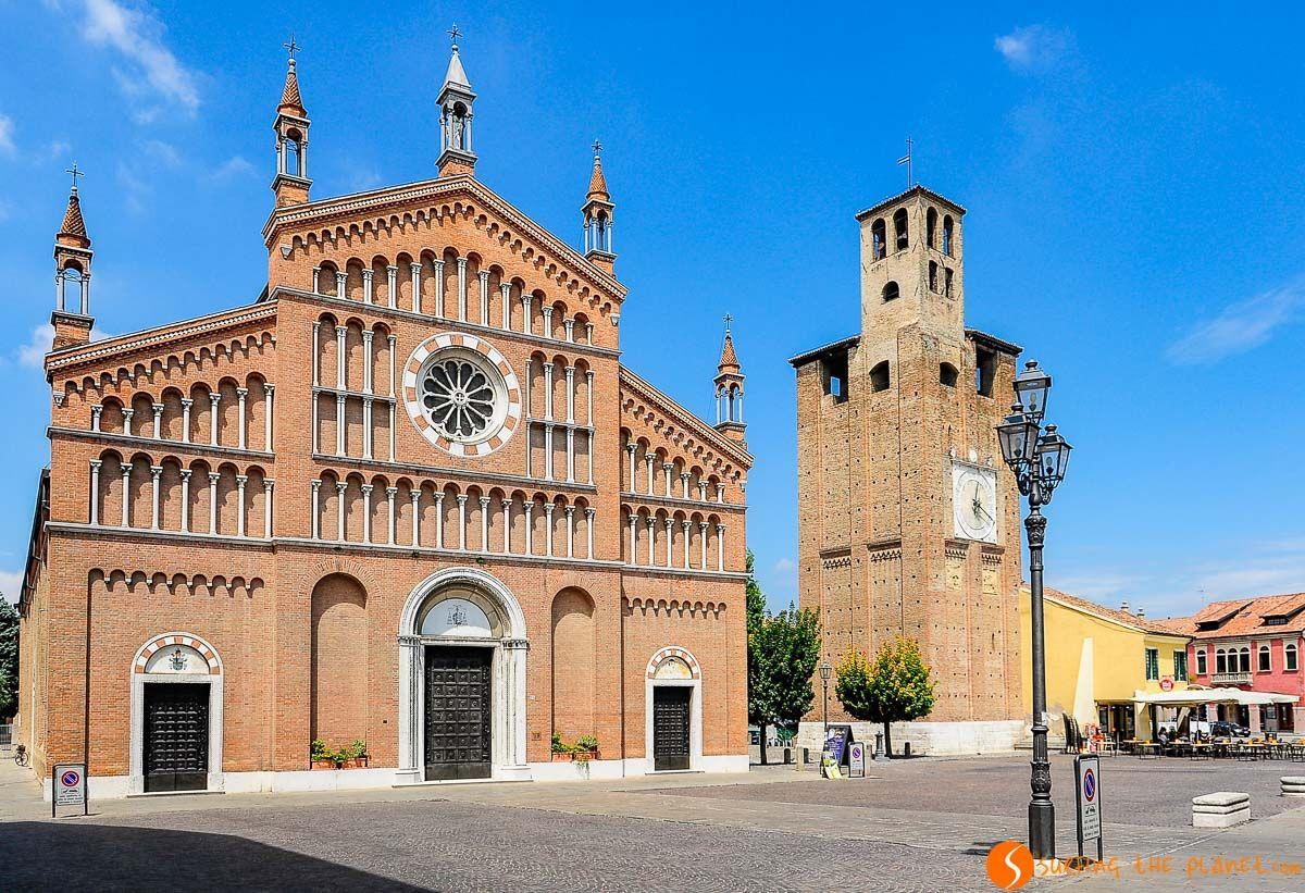 Duomo, Piove di Sacco, Véneto, Italia | 20 imprescindibles que visitar en Véneto