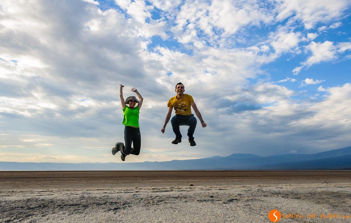 Saltando, Lago Eyasi, Tanzania | Visita al Lago Eyasi