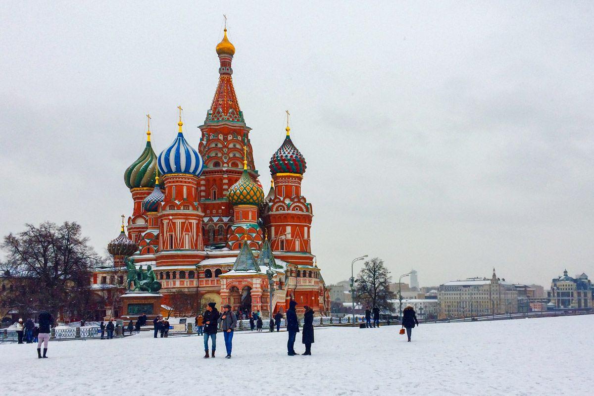 Plaza Roja, Moscú, Rusia | 33 Plazas imprescindibles del mundo