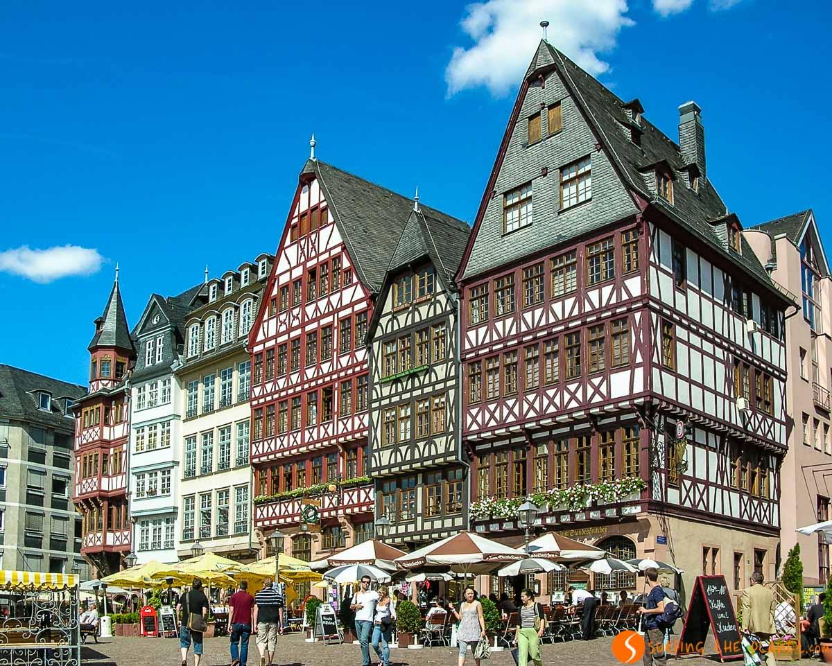Plaza Römberg, Frankfurt, Alemania | Qué ver y hacer en Frankfurt en 1 ó 2 días