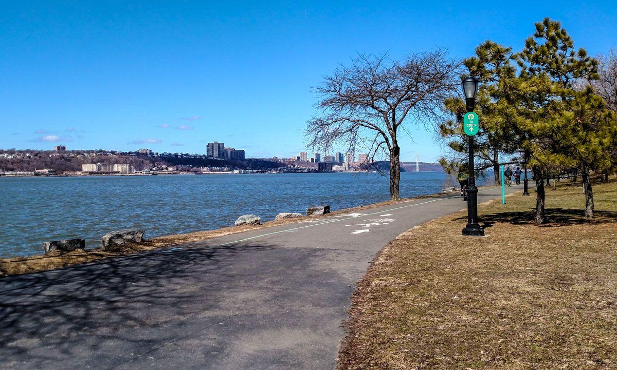 Riverside Park, Manhattan, Nueva York | Parques grandes de Nueva York