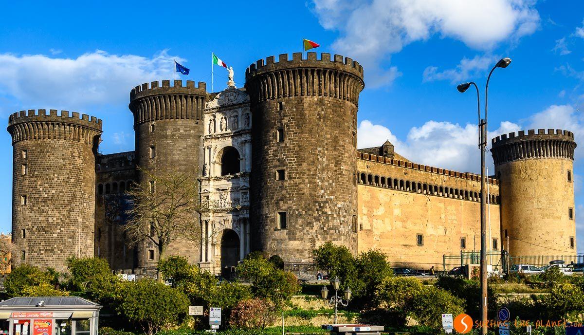 Castel Nuovo, Nápoles, Italia | Nápoles en 2 días