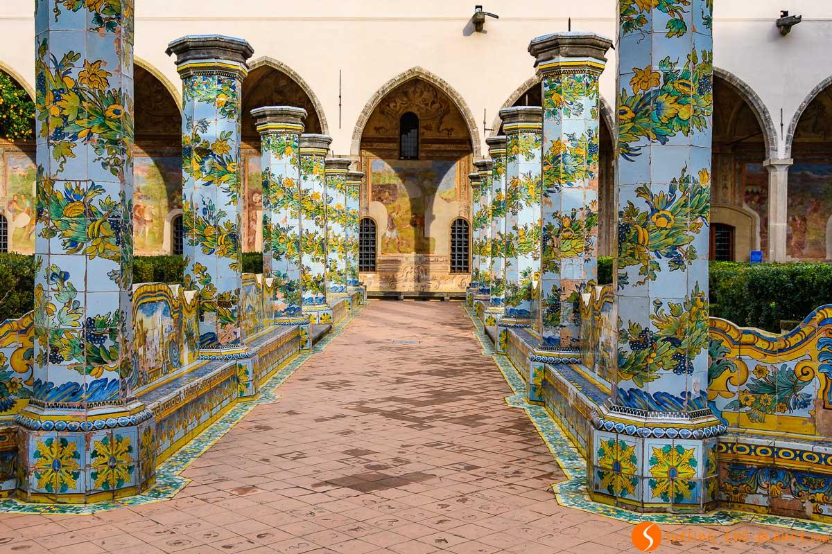 Convento de Santa Clara, Nápoles, Italia | Qué ver y hacer en Nápoles