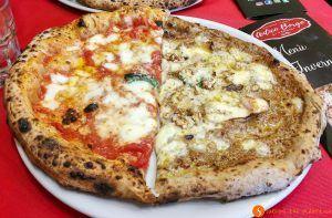 Pizza Napolitana, Nápoles, Italia