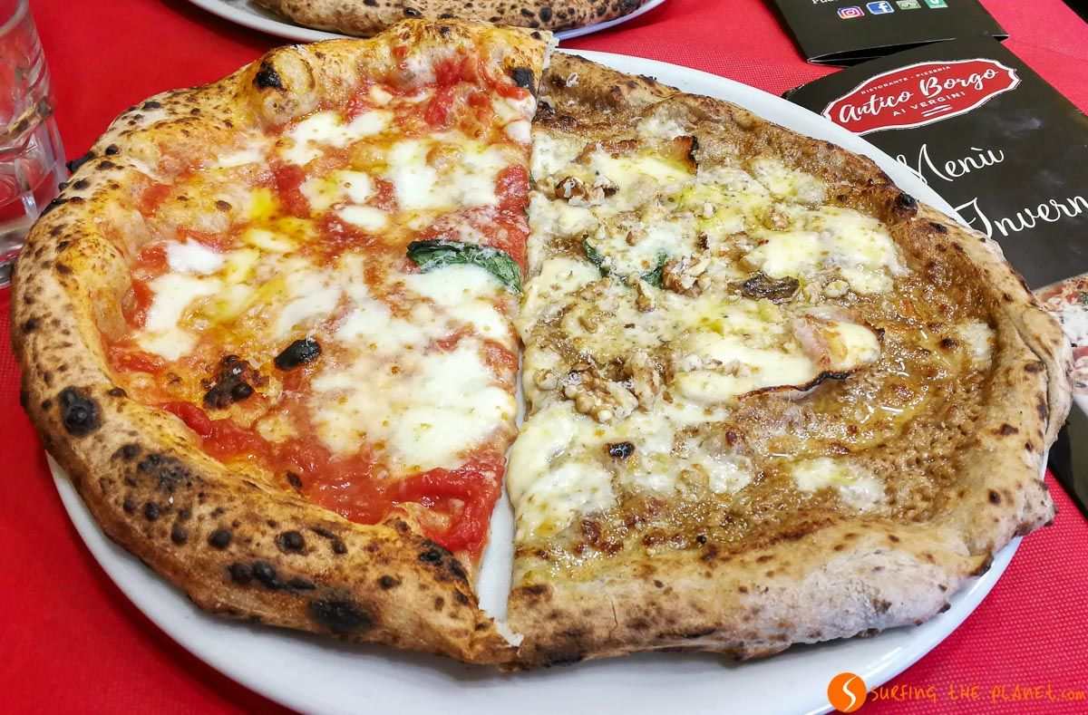 Pizza Napolitana, Nápoles, Italia | Qué hacer en Nápoles