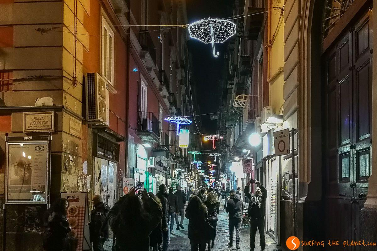 Spaccanapoli, Nápoles, Italia | Qué ver y hacer en Nápoles en 2 días
