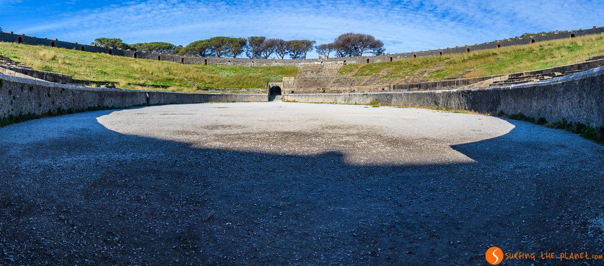 Anfiteatro, Pompeya, Italia | Qué visitar en Pompeya, una excursión desde Nápoles
