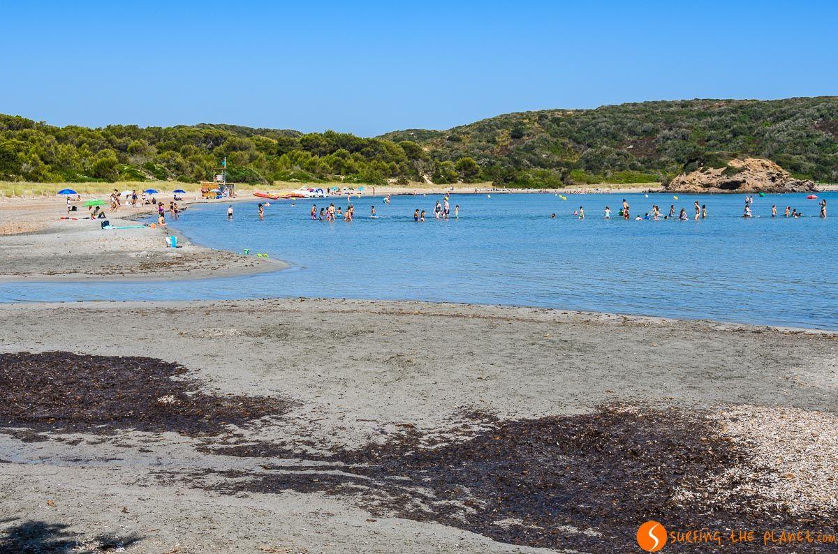 Cala Es Grau, Menorca, España