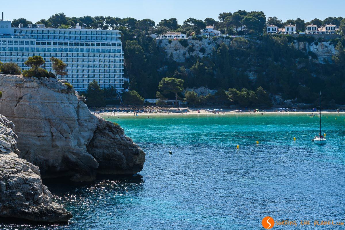 Cala Galdana, Menorca, España