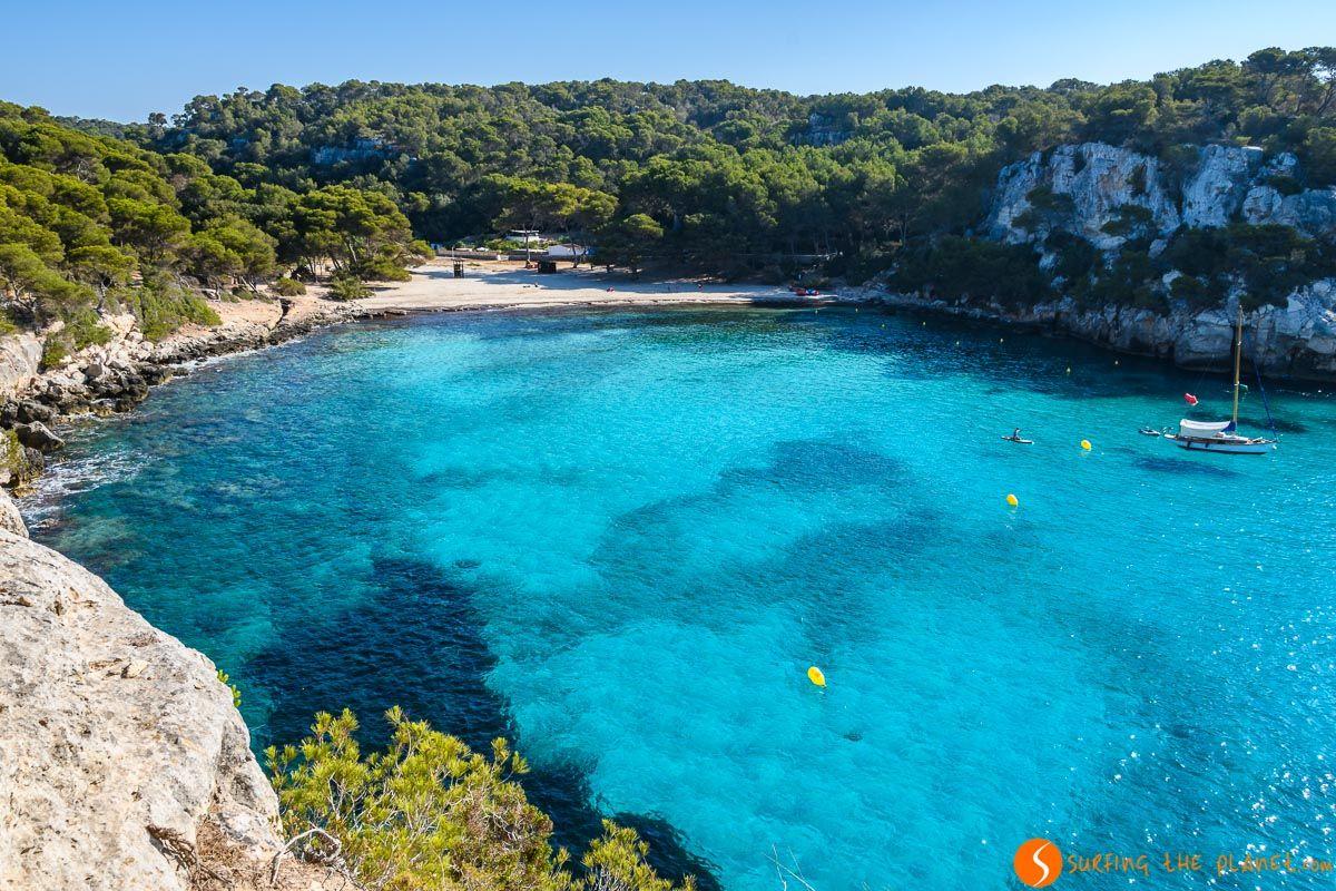 Cala Macarella, Menorca, España | Las mejores playas de Menorca