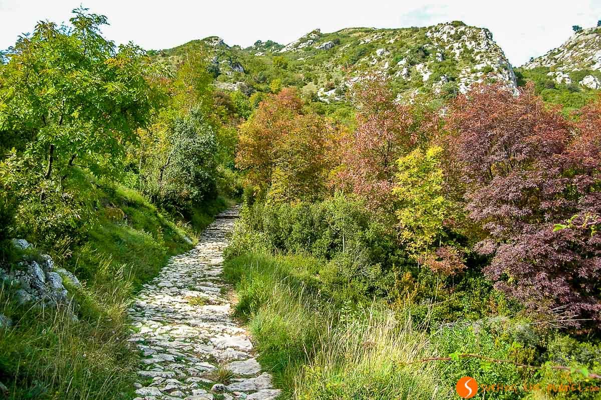 Camí dels Bons Homes, El Berguedà, Cataluña, España